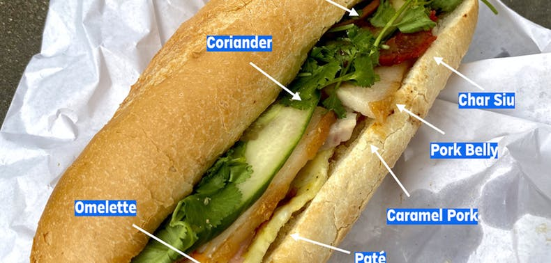 Yeah, That's Buff: The Hội-An Special from Bánh Mì Hội-An