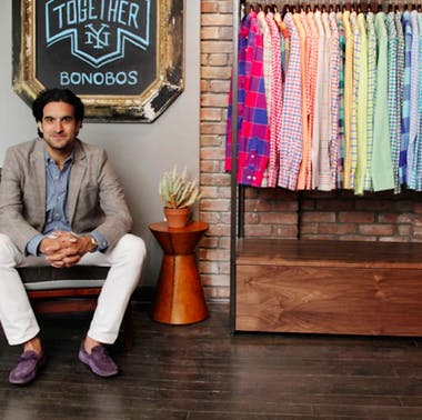 Andy Dunn, CEO & Founder of Bonobos feature image