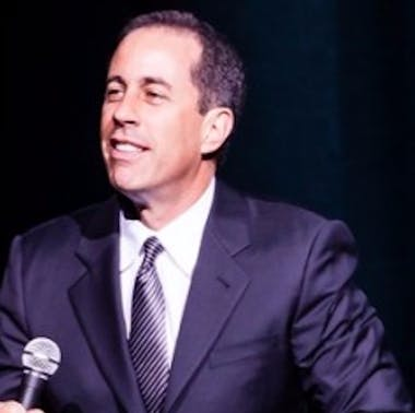 Jerry Seinfeld feature image