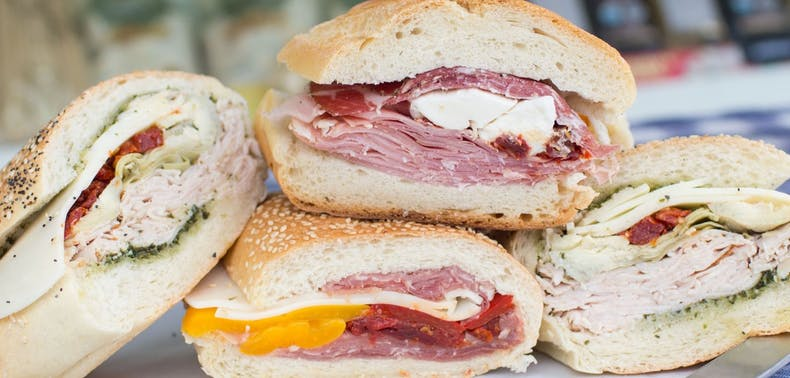 21 Great Places In SF To Pick Up Food For Your Picnic