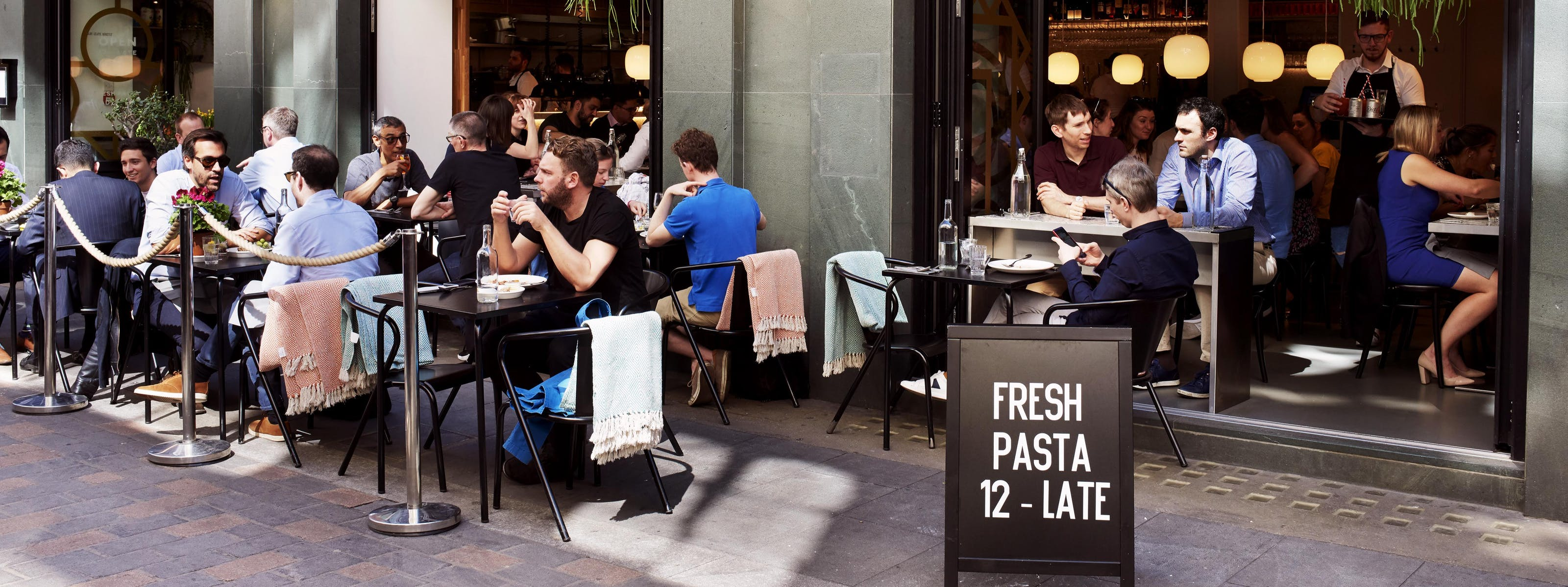 13 Great Restaurants Near Oxford Circus For A Post-Retail-Therapy Meal - London - The Infatuation
