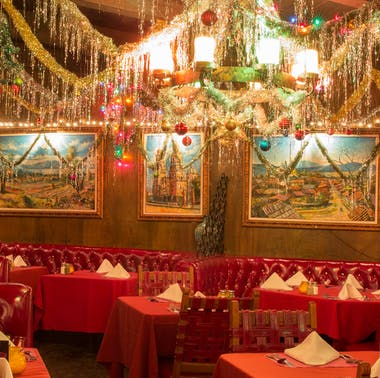 13 LA Restaurants That Are Great During The Holidays