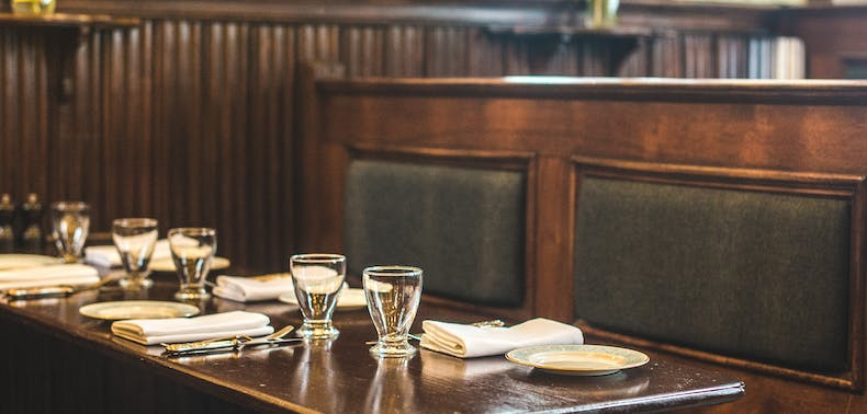 14 London Restaurants With Big Booths
