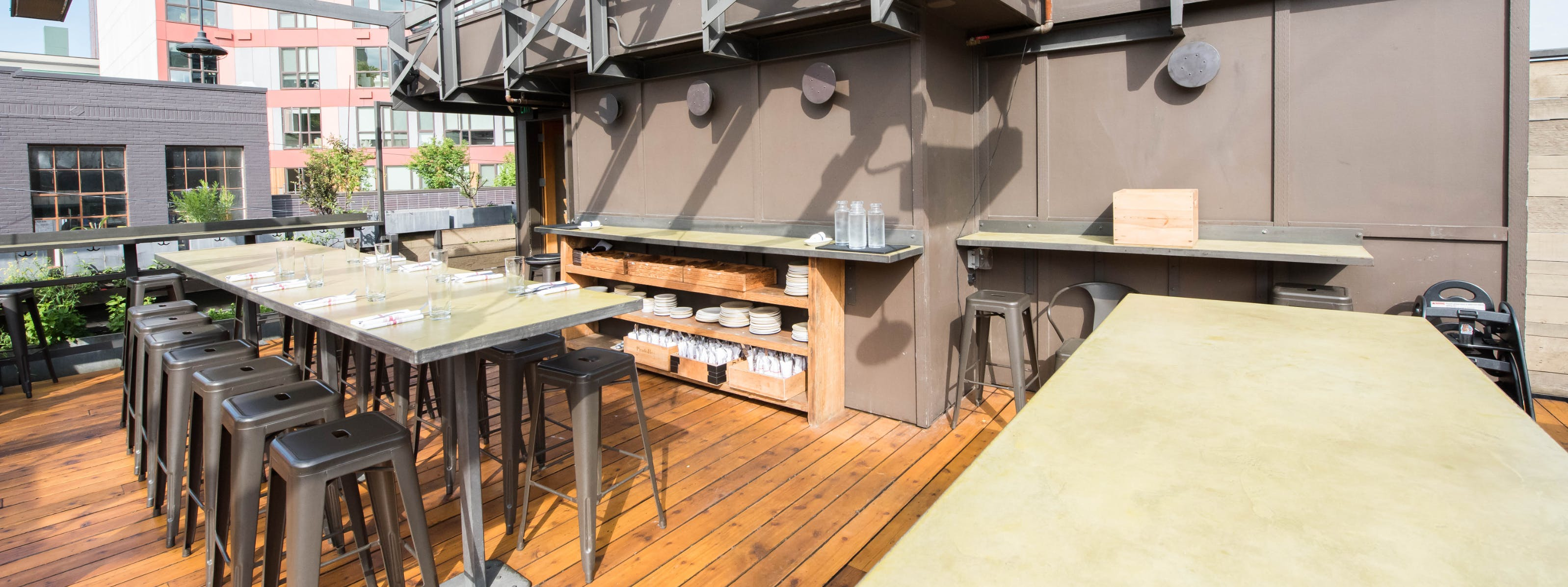 5 Great Patios For Brunch This Weekend - Seattle - The Infatuation