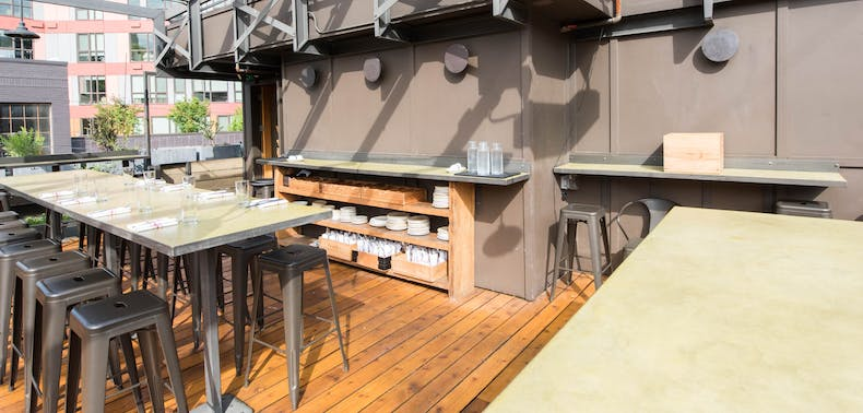 5 Great Patios For Brunch This Weekend