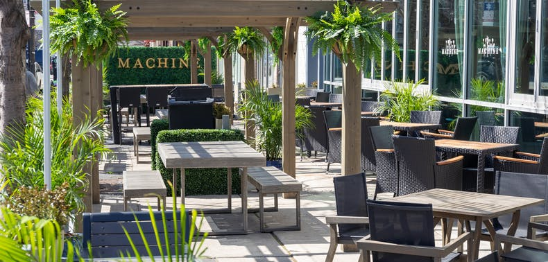 6 New Patios To Grab A Drink This Week