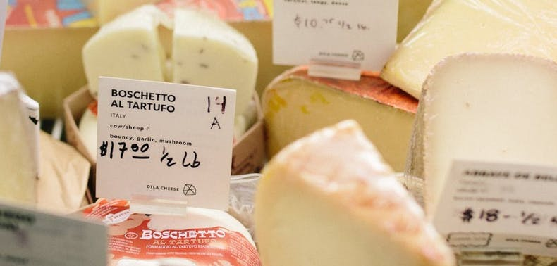 The Best Spots For Cheese & Charcuterie In LA