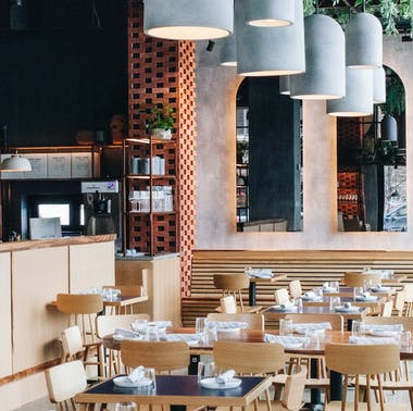 9 New Spots To Plan A Small Group Dinner