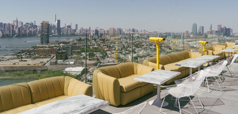 13 NYC Rooftops You Can Visit Today