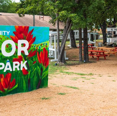 A Look At Arbor Food Park, Austin's Newest Food Truck Park