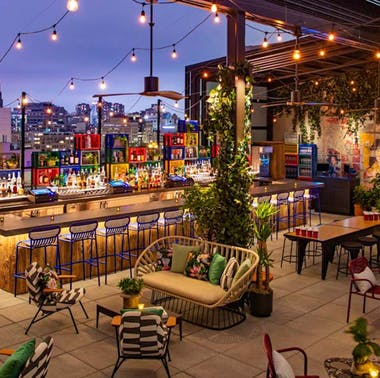 A New Rooftop Bar In The East Village + More NYC Roof Reopenings