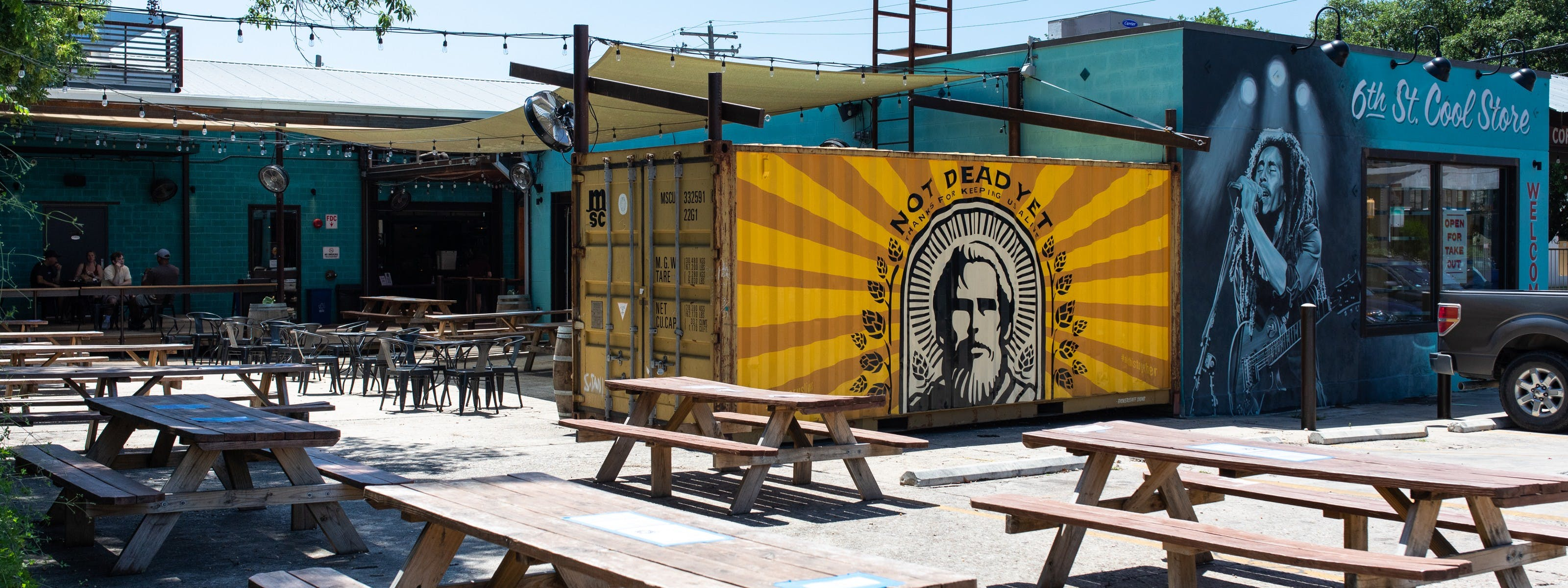 Austin Breweries With Patios And Outdoor Seating That Are Open Austin The Infatuation