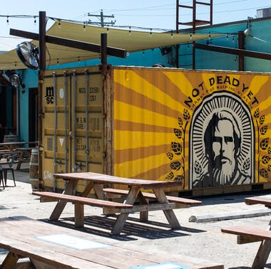 Austin Breweries With Patios And Outdoor Seating