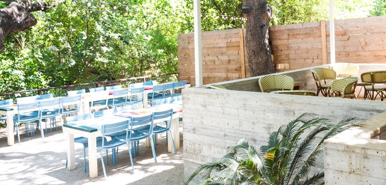 Austin Restaurants With Outdoor Seating