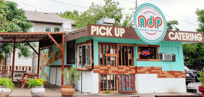 Austin Restaurants Selling Groceries And Produce