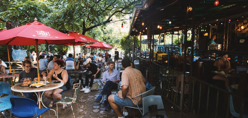 The Best Patios And Backyards In Austin