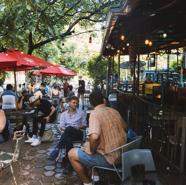 The Patio Power Rankings: Where To Eat & Drink Outside In Austin feature image