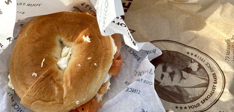 The Best Bagels In London