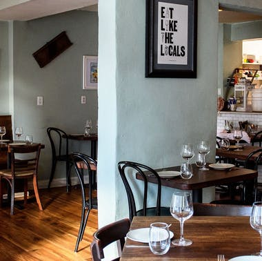 Where To Eat And Drink In Kensington