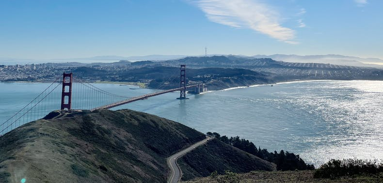 8 Great Bay Area Hikes (And What To Eat After)