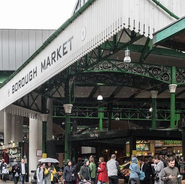 Where To Eat And Drink In Borough Market
