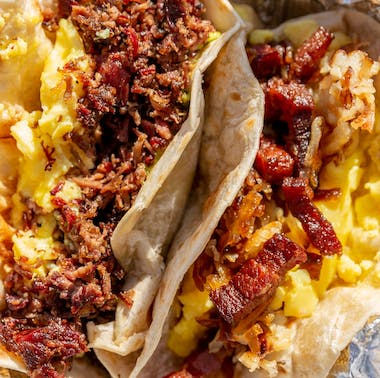 The Best Breakfast Tacos In Austin