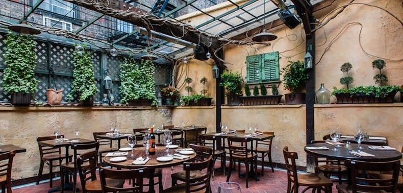 The Best Outdoor Date Night Spots In NYC
