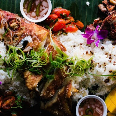 Where To Have A Filipino Kamayan Feast In LA