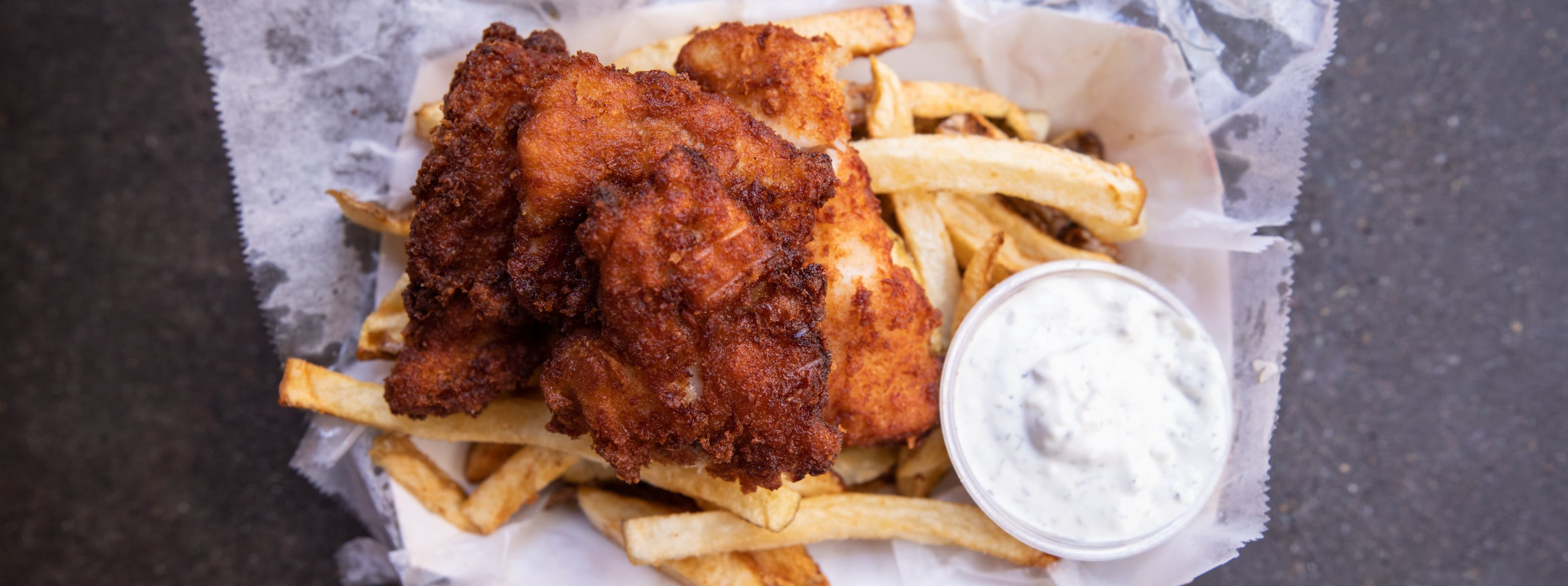 The Best Fish & Chips In Seattle - Seattle - The Infatuation
