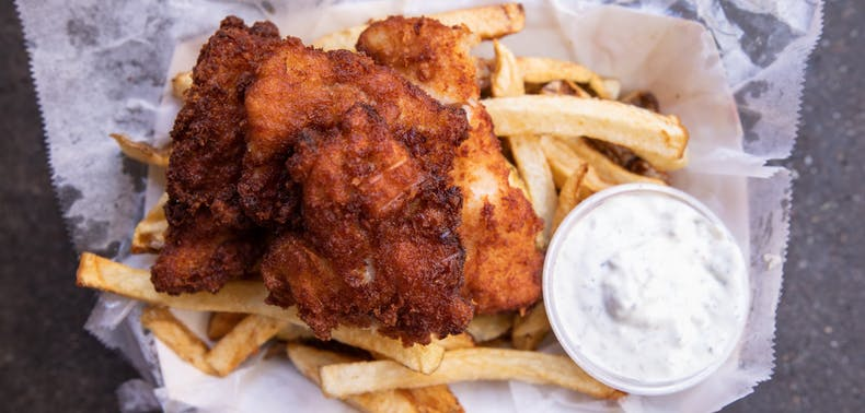 The Best Fish & Chips In Seattle