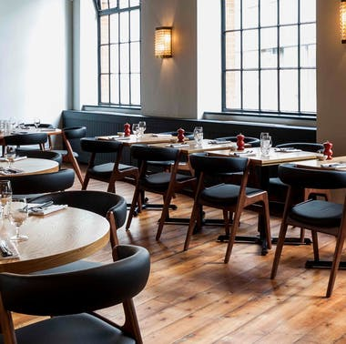 12 Restaurants Great For A Group Dinner In London feature image