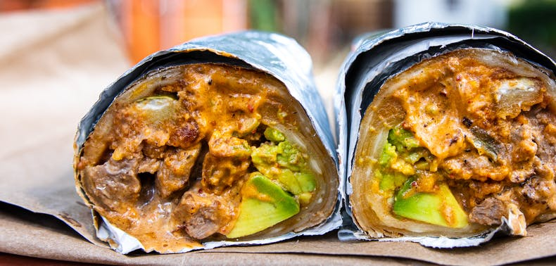 The Best New Burritos In Austin