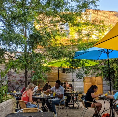 The 16 Best New Patios In Chicago