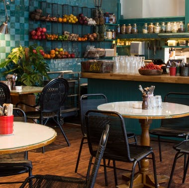 The Best Places To Eat In Notting Hill