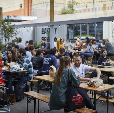 10 Brilliant Outdoor Breweries In London