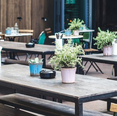 The Best London Restaurants With Outdoor Seating