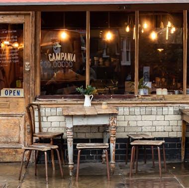 London's Best Restaurants For Outdoor Dining