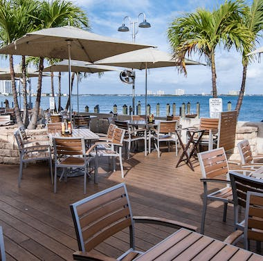 The Best Outdoor Restaurants In Miami