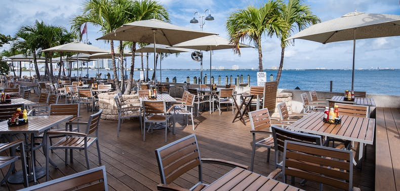 The Best Outdoor Restaurants In Miami