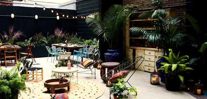 100 Great Places To Eat Outside Right Now