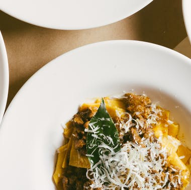 10 Great Options For Pasta Delivery Tonight
