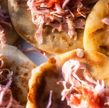 The Best Pupusas In NYC
