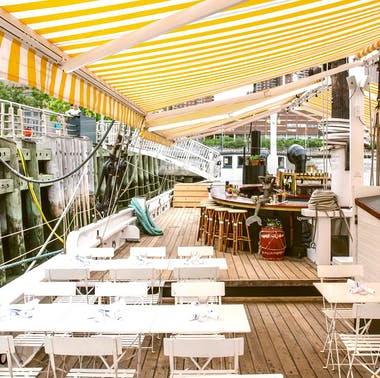The Best Restaurant Patios In NYC