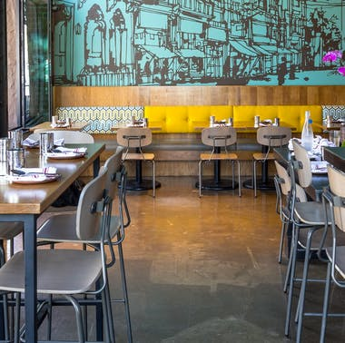 Where To Eat When You're Trapped On The Third Street Promenade