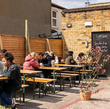 5 Great Things To Eat & Drink In Tooting