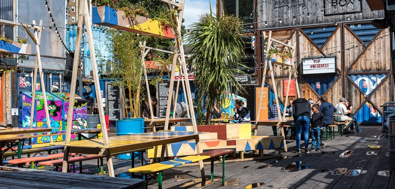Where To Eat And Drink In Brixton