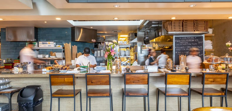 The Best Places To Eat In Santa Monica