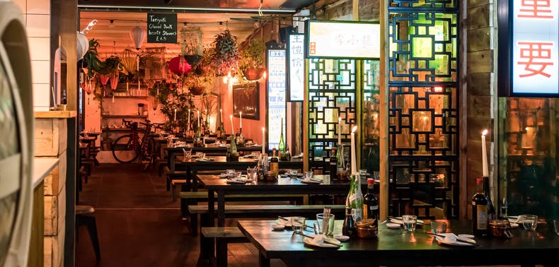 The Best London Restaurants For A Leaving Dinner (Even If They'll Be Back Next Month)
