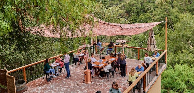 21 LA Restaurants With Great Views