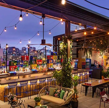 The Best Rooftops For Eating & Drinking In NYC